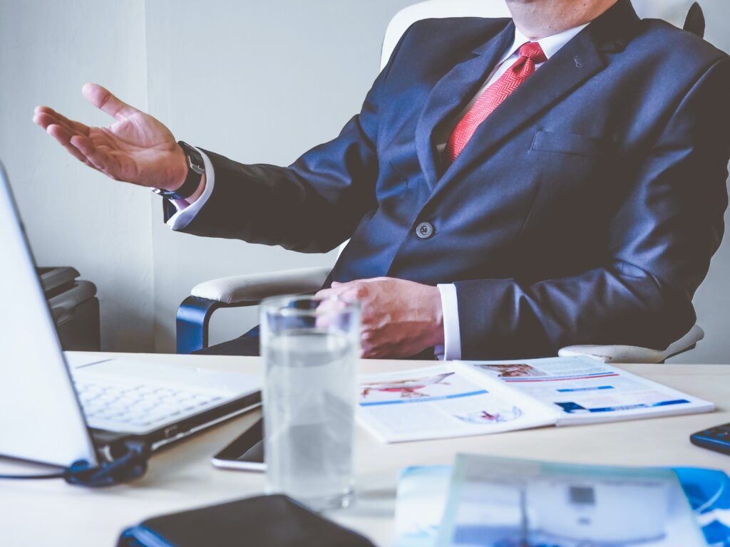 financial consultant's advice