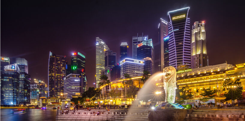 Grab Financial's Funding Represented 63% of Singapore's Fintech Fundraising in Q1