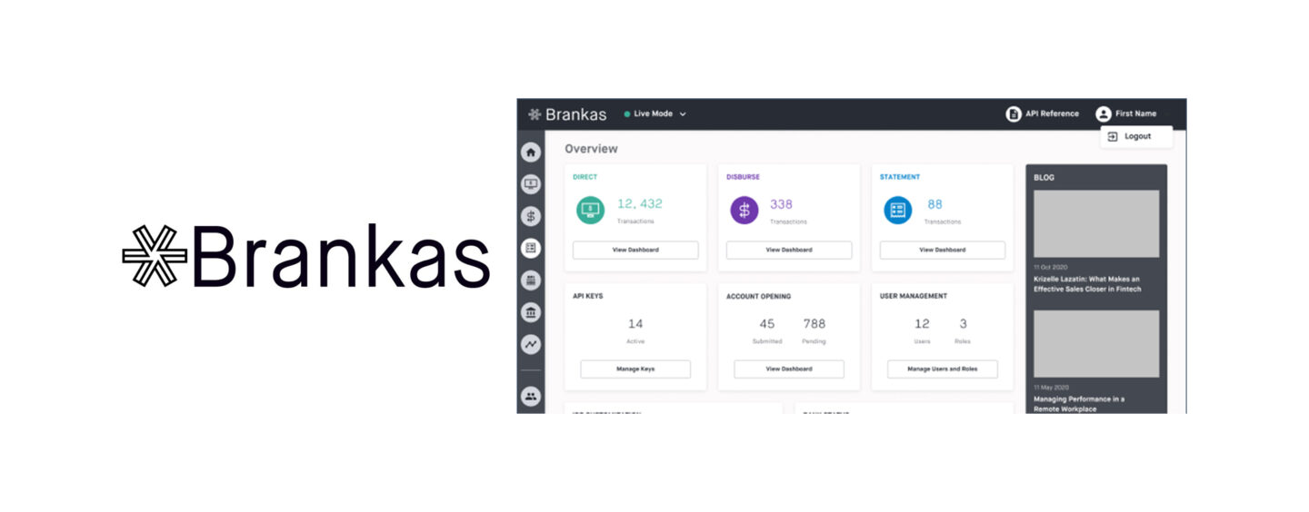 Brankas Surpassed 10 Million Monthly API Calls With Over 80 Network Partners