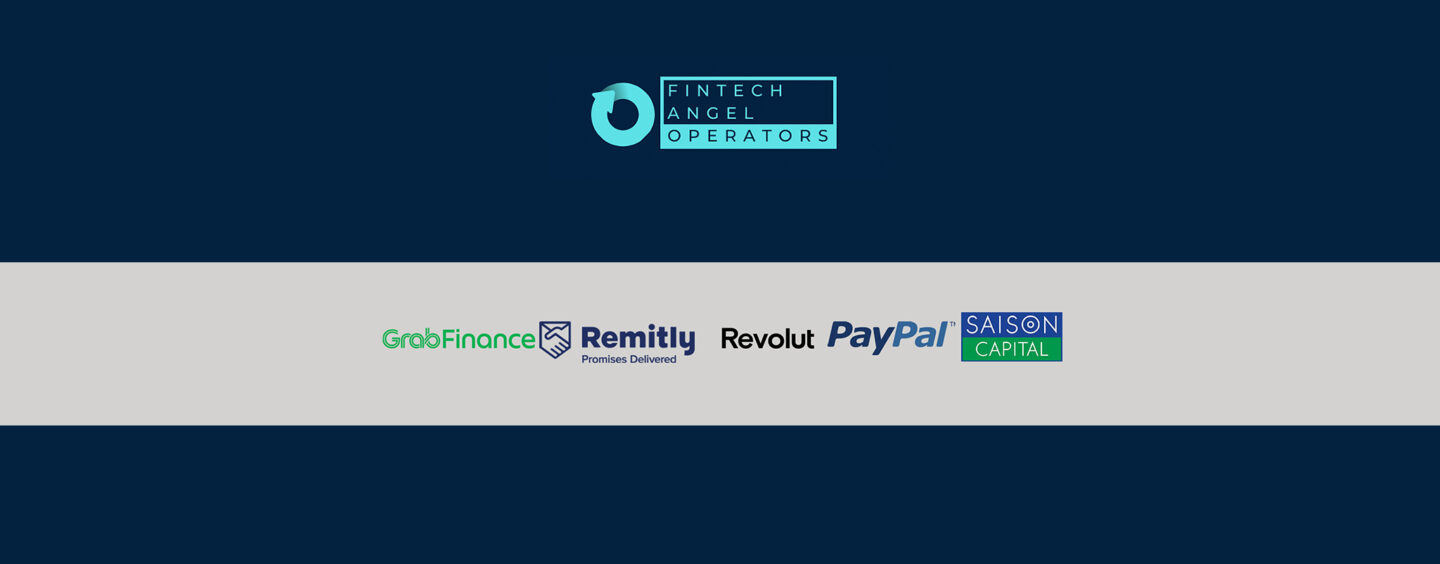 New Fintech Angel Investor Network Launched With Execs From Grab, PayPal and Stripe