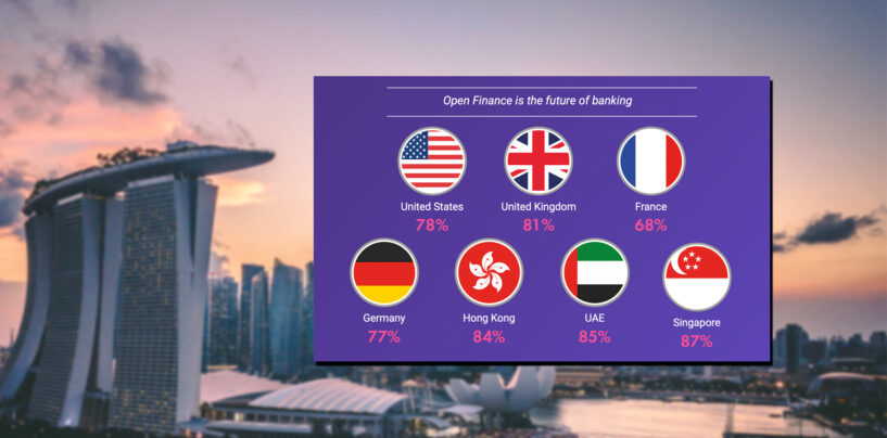 Singapore Takes the Lead In Banking-as-a-Service Adoption, Finastra Survey Says