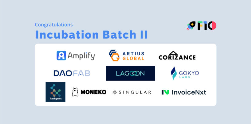 Here Are the 10 Startups That Graduated From F10 Singapore's Accelerator Programme