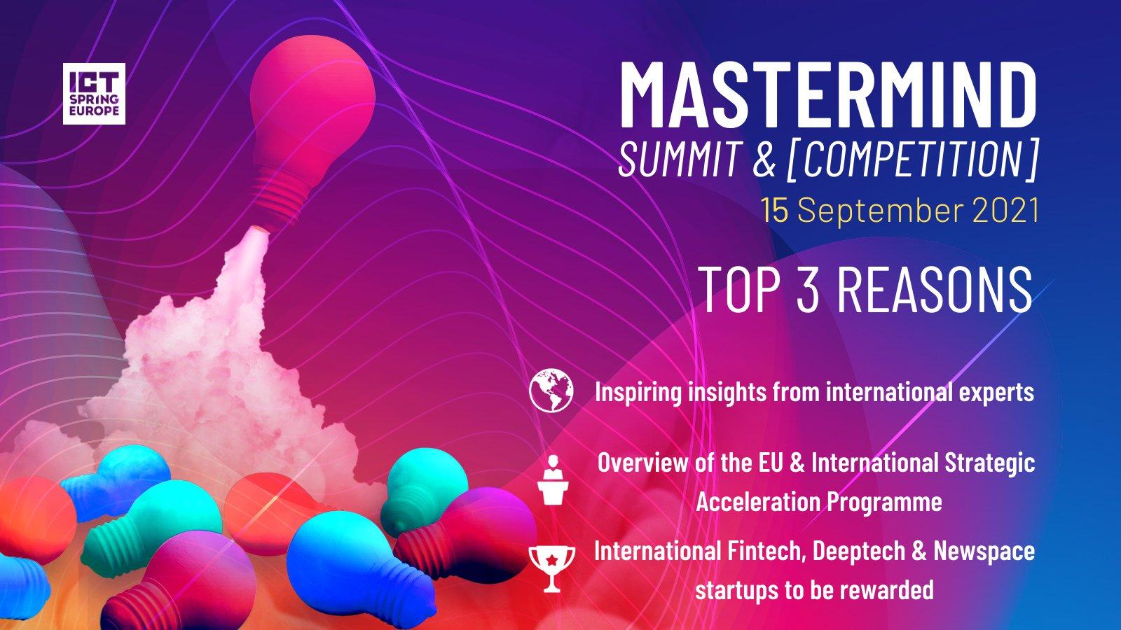 Mastermind Competition & Summit 2021
