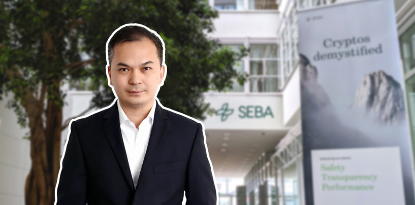 Swiss SEBA Bank Strengthens APAC Presence With Appointment of New Asia CEO