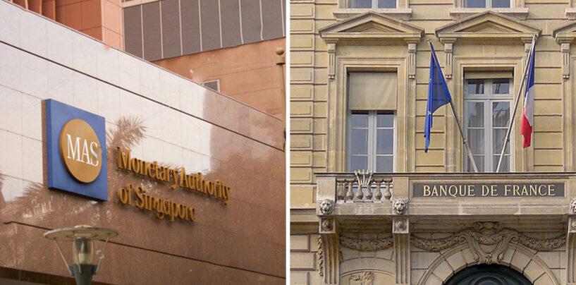 Singapore, France Regulators Trial Wholesale Cross-Border Transactions Using Digital Currencies