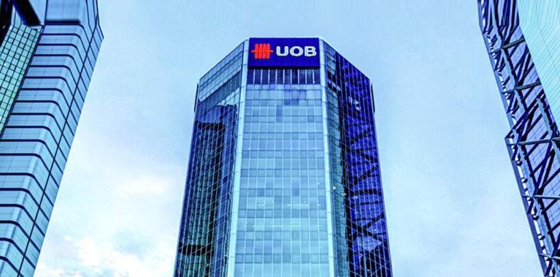 Incumbent bank UOB