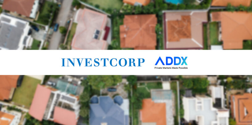 ADDX Partners Investcorp to Tokenise US Real Estate on the Blockchain