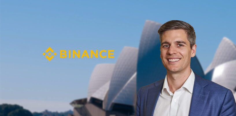 Binance Appoints New Australian CEO, Reiterates Regulatory Focus Moving Forward