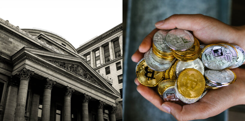 Central Bank Digital Currency vs. Crypto:  When Two Quarrel the Golden Third Rejoices
