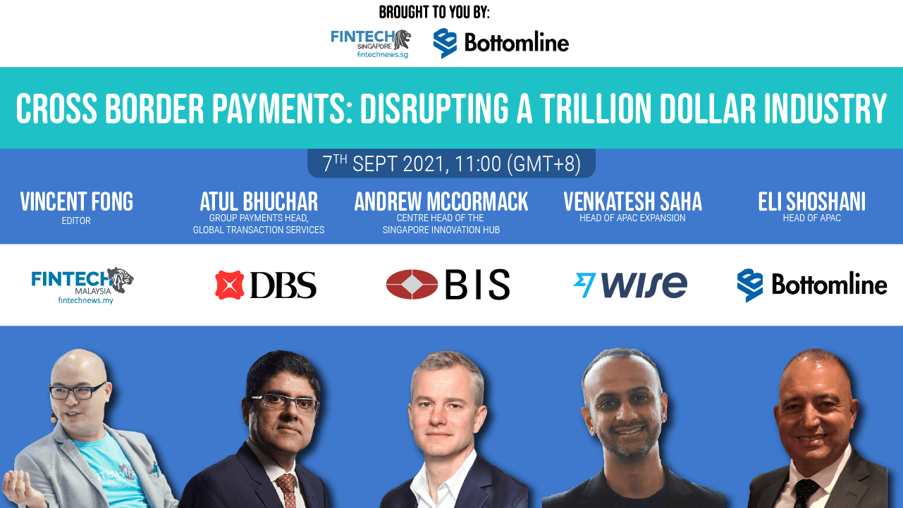 Cross Border Payments- Disrupting a Trillion Dollar Industry