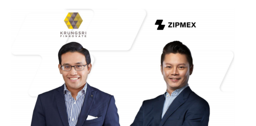 Digital Assets Platform Zipmex Raises US$41 Million Led by Bank of Ayudha's VC Arm