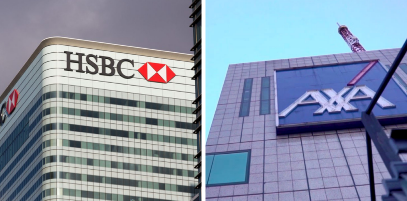 HSBC Inks US$575 Million Deal To Acquire AXA Singapore's Insurance Assets