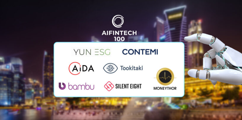 Here Are The 7 Singaporean Companies Who Made it to 2021's Top 100 AI Fintech List