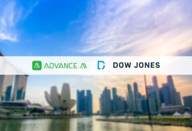 ADVANCE.AI Harnesses Dow Jones' Compliance Solutions to Bolster Core Services