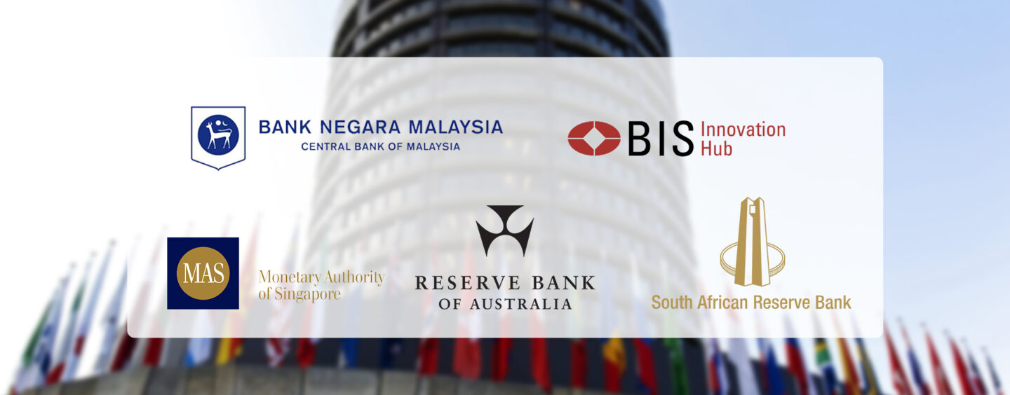 BIS to Test Central Bank Digital Currencies With Australia, Malaysia, Singapore, S. Africa