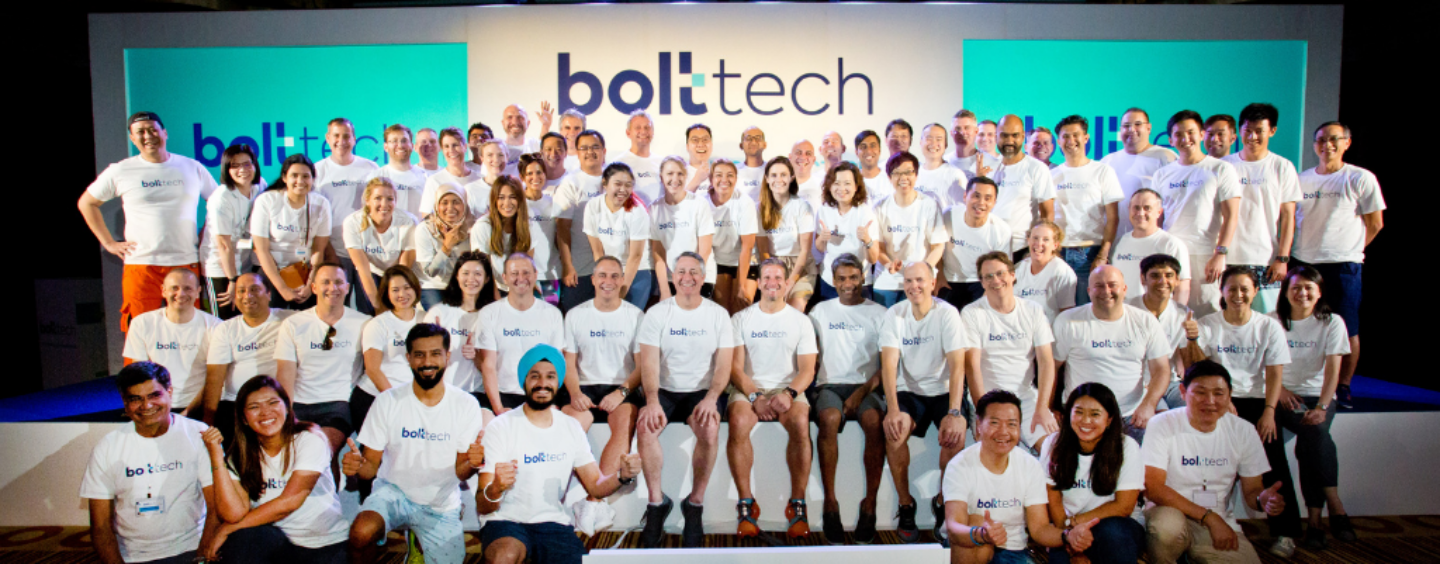 EDBI Joins bolttech's Series A Extension Totaling to US$210 Million