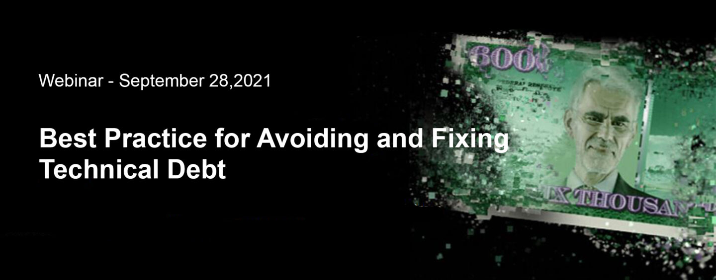 Fixing Your Firm's Technical Debt Burden: Webinar by OutSystems