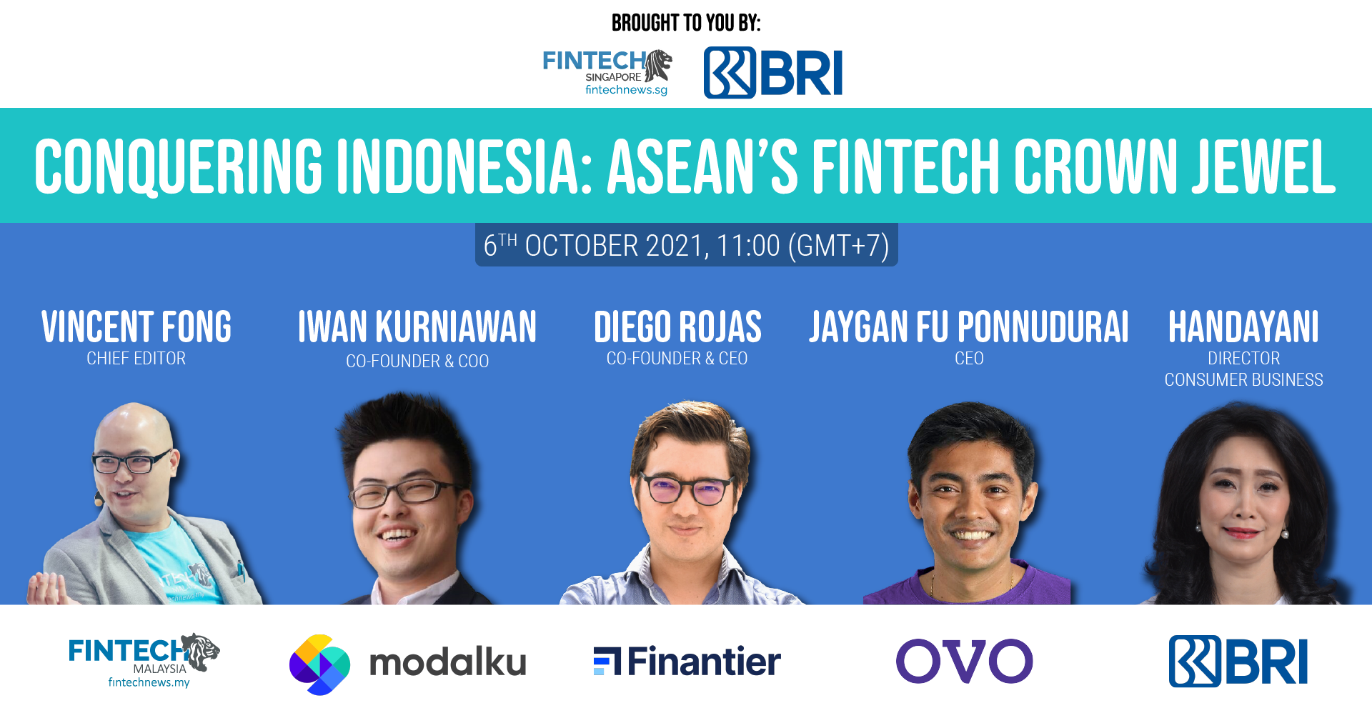 Indonesia- ASEAN's Fintech Crown Jewel