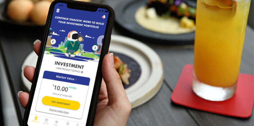 NTUC Income Launches Micro Investment-Linked Plan On SNACK App
