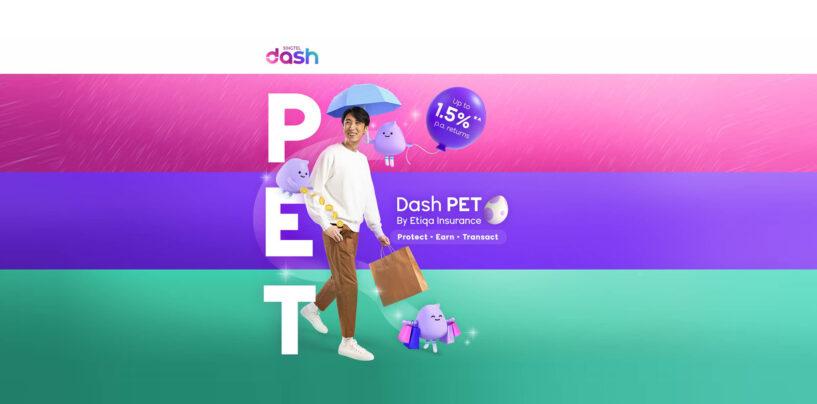 Singtel Dash, Etiqa Offer Free Insurance Coverage With Dash PET