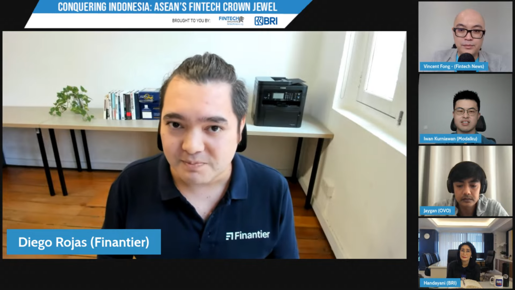 Diego Rojas, Co-Founder & CEO at Finantier