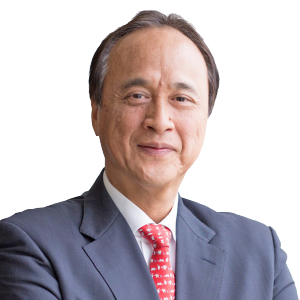 Frederick Chin, Head of Group Wholesale Banking and Markets, UOB