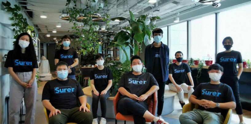 Singaporean Insurtech Surer Raises US$1 Million in Seed Funding Round