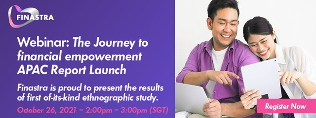 The Journey to Financial Empowerment APAC Report Launch and Webinar