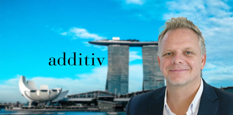 additiv Appoints Orange's Former Director to Lead Asia Pacific Division